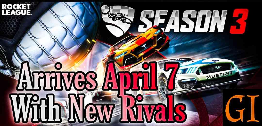 rocket league season 3