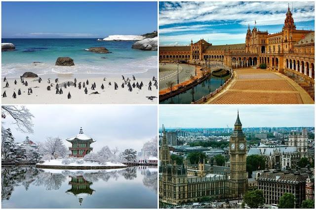 11 Destinasi Wisata Indah yang Cocok untuk Muslim