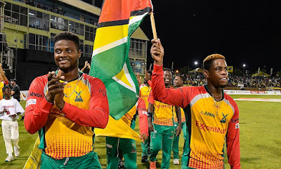 CPL 2019 GUY VS SLZ 22nd match Cricket Win Tips