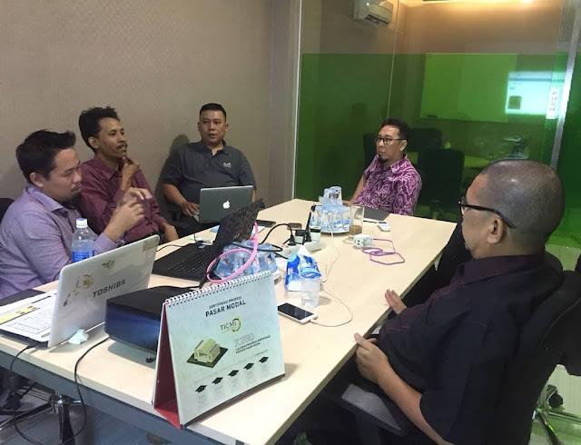Presentasi Digital Marketing Bersama Tim RTM Travel Jakarta