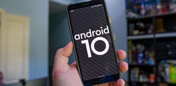 Cara mudah menginstal Android 10