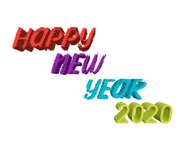 Transparent Happy New Year 2020 Images Hd Png Stati Di Whatsapp