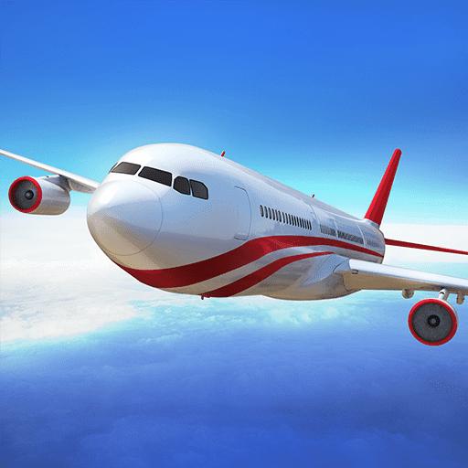 Flight Pilot: Jogo de Avião - Simulator Grátis v2.1.11 Apk Mod [Dinheiro Infinito]