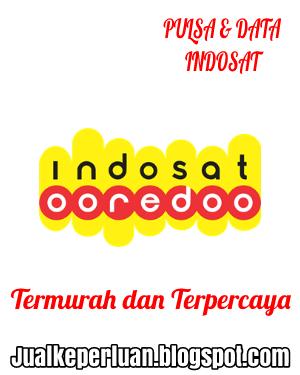 Pulsa & Data Indosat