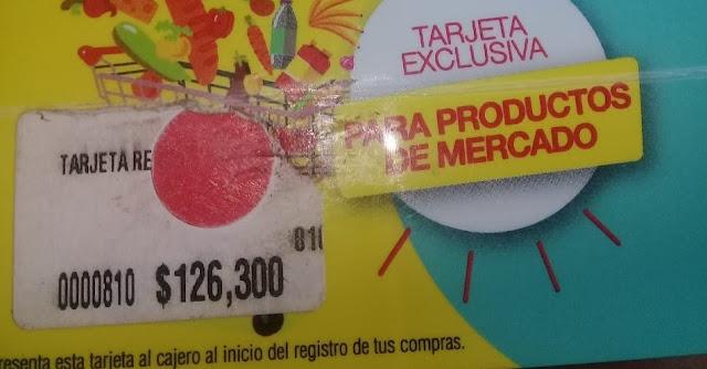 FRONTERA: Solicitan información migrantes venezolanos en Cúcuta-Colombia sobre tarjeta exclusiva para productos de mercado.