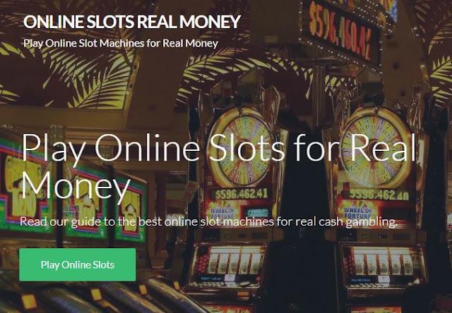 Play Slots Online Slots Real Money