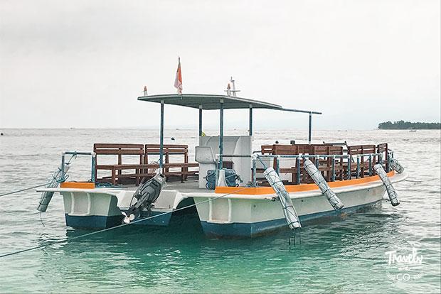 islas gili cual elegir cual es mejor puerto gili meno
