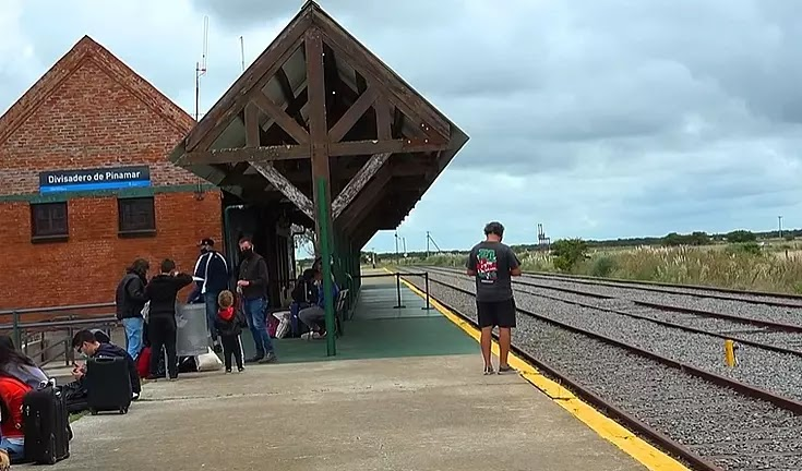 Pinamar Estacion Divisadero