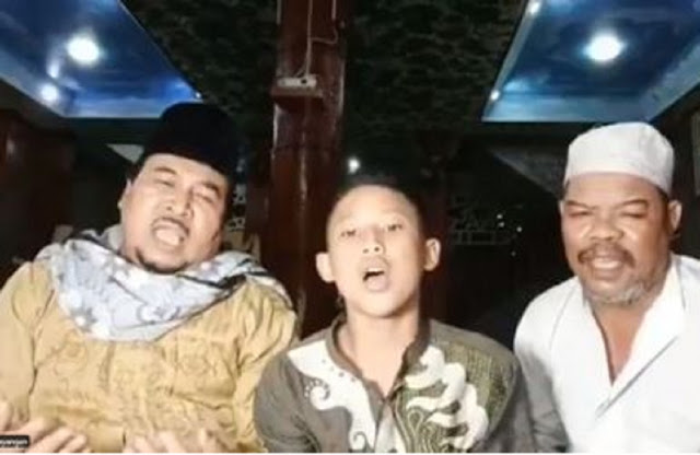 Selawat Minta Turunkan Jokowi Beredar Lagi, Lihat Videonya