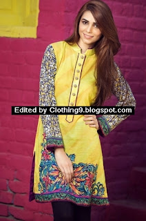 Resham Ghar Summer Pret Collection 2016