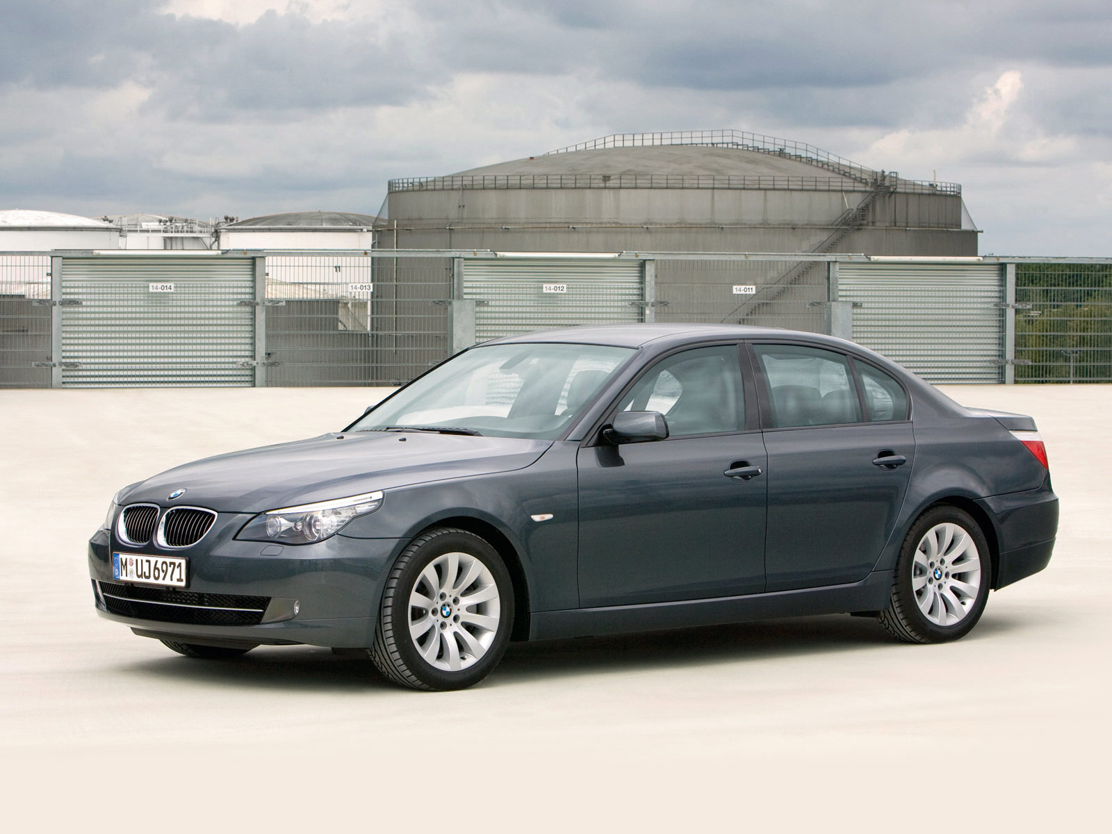 2008 bmw 5 series security review pictures. Black Bedroom Furniture Sets. Home Design Ideas