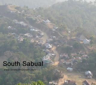 Mizoram sabual khua