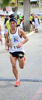 """Adriano """"bode"""" de Picuí foi 1º colocado nos 10 Kms da 1ª Corrida Sargento Jefferson realizada em CG"""