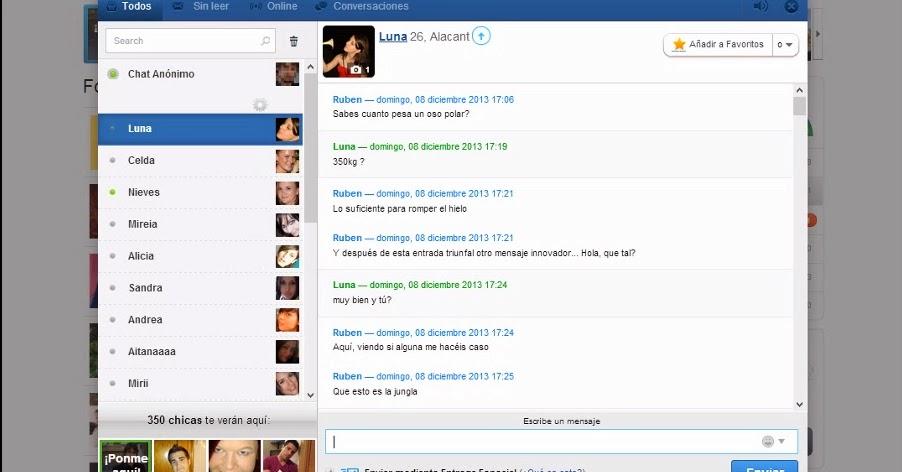 Chat por badoo y me mando este video para que la folle - 2 4