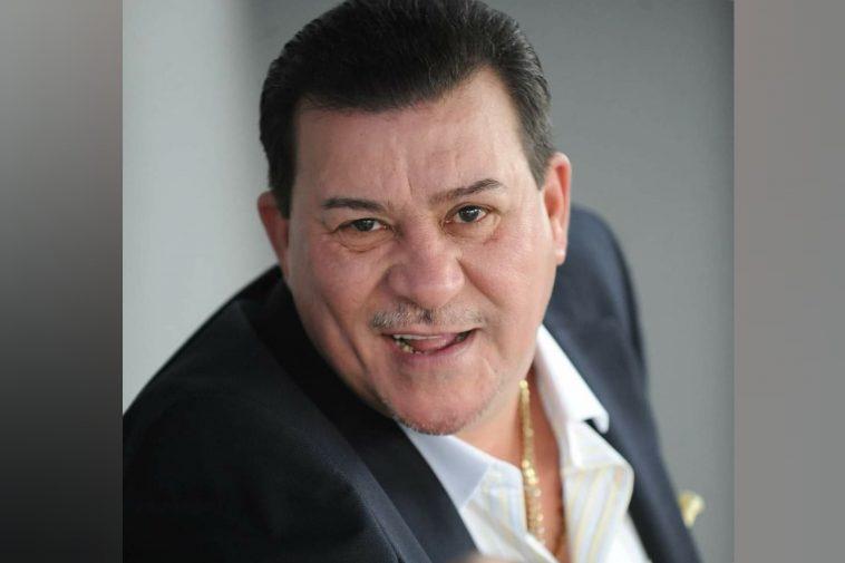Fallece 'El Gallo Salsero', Tito Rojas