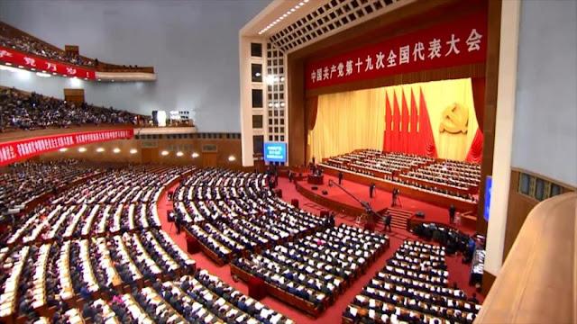 China elegirá su nuevo liderazgo en 19º Congreso nacional