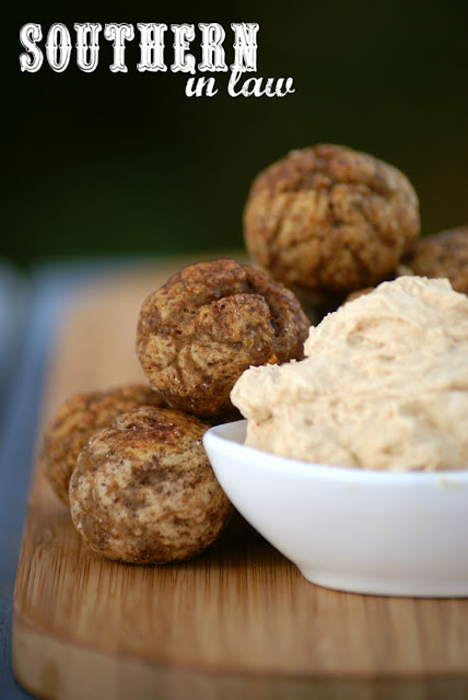 Healthy Soft Pretzel Bites Recipe with Creamy Peanut Butter Dip - low fat, gluten free, clean eating recipe, vegan, egg free, dairy free