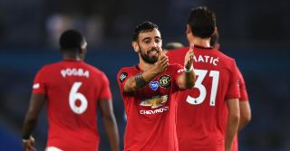 Manchester United Goal Of The Month: Bruno Fernandes Dethrones Ighalo