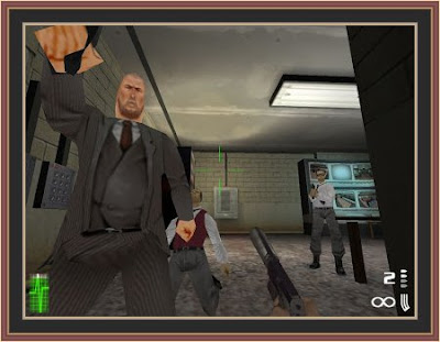 CIA Operative Solo Missions GamePlay, ScreenShots