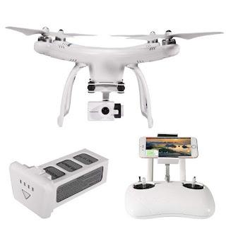 Spesifikasi Drone Up Air Upair One Plus APP Control - OmahDrones