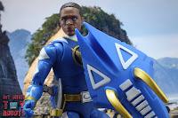 Power Rangers Lightning Collection Dino Thunder Blue Ranger 49