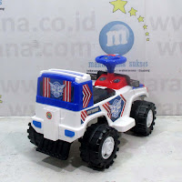 Ride-On Car SJR600 Satuan Jalan Raya