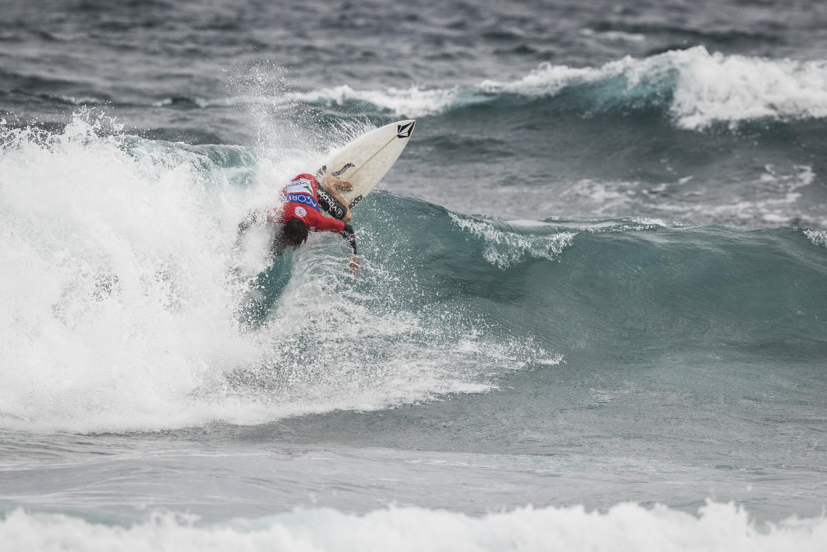 2017 Azores Airlines Pro Highlights Dora Reigns Supreme in Azores