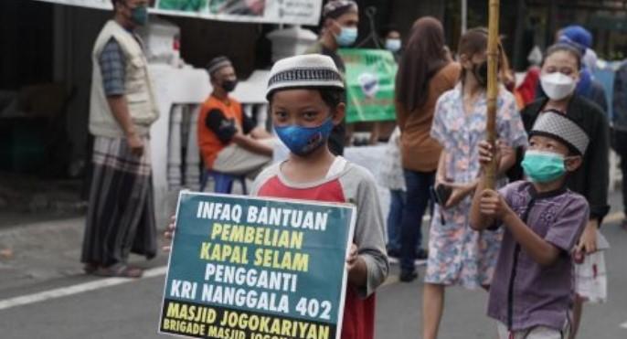 TNI AL 'Tolak' Uang Donasi Rp1,2 M dari Masyarakat untuk Beli Kapal Selam, Ketua KKIP: Jadi Gimana?