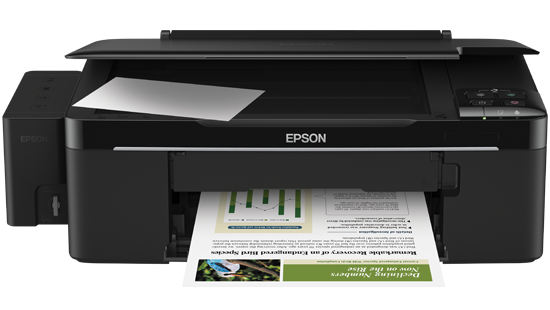 Epson L200 All-In-One Printer Driver