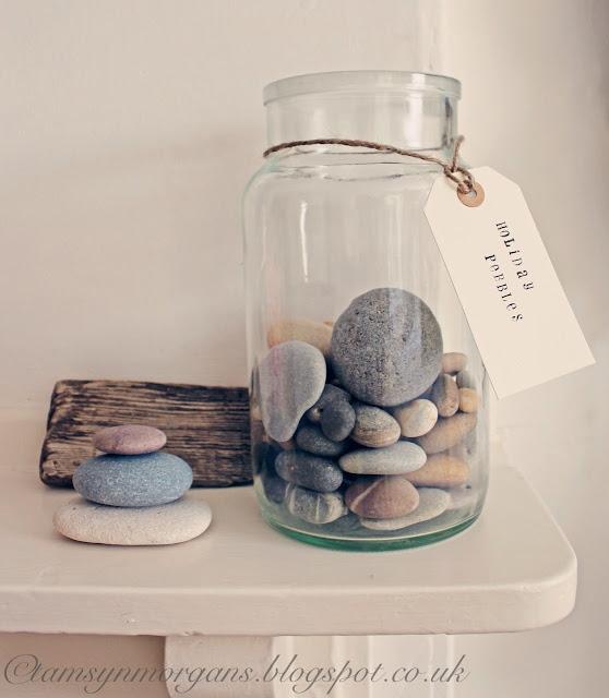 Pebbles…