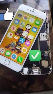 حل العطل Error9 في أجهزة الآيفون  6 و 6plus.