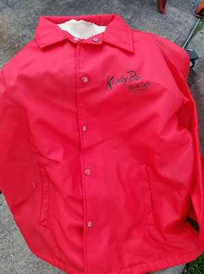 Kandy Bar rock cafe jacket