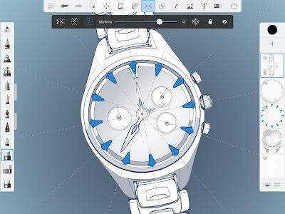 تحميل برامج للرسم, تطبيق SketchBook للأندرويد, SketchBook apk pro, برنامج للرسم الحر,
