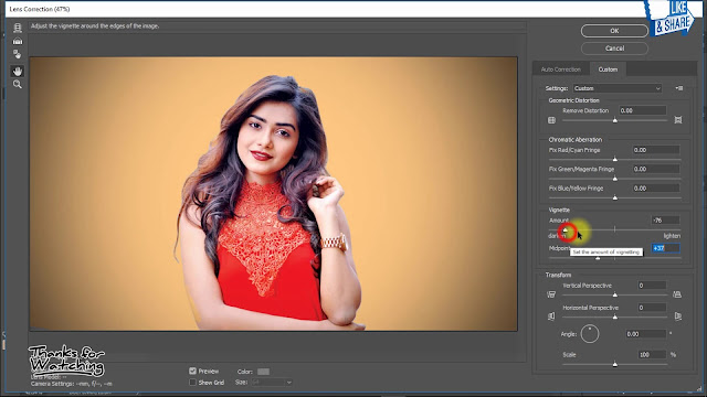 Change Background color in Photoshop Screenshot 4