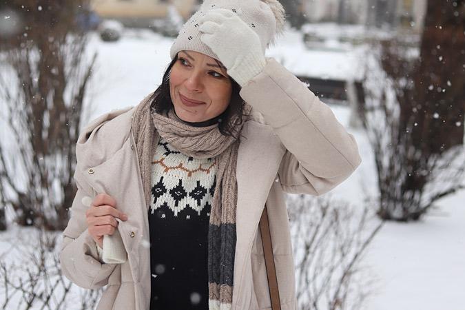 Wygodnie zimą