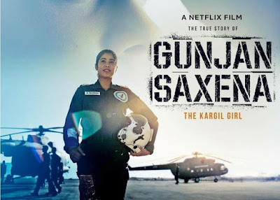 Gunjan Saxena The Kargil Girl (2020 ) full movie download