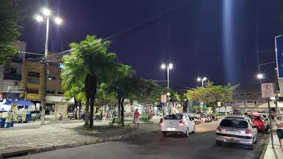 Centro de Guarabira ganha novo sistema de iluminação em Led