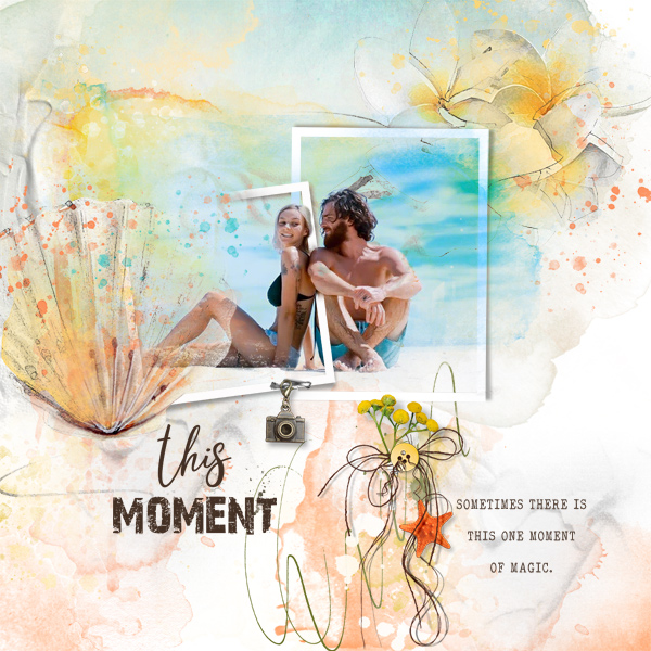 this moment © sylvia • sro 2019 • he he vacay template & summer cocktail by tiramisu design