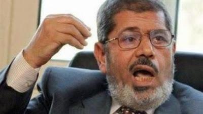 المعزول محمد مرسي