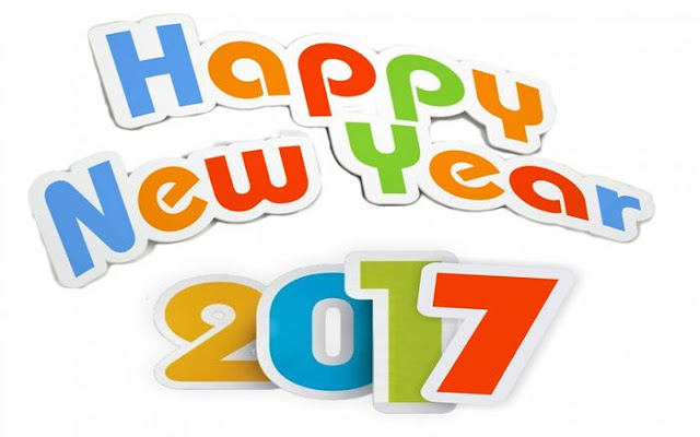 Happy New Year 2017 HD Wallpaper 18