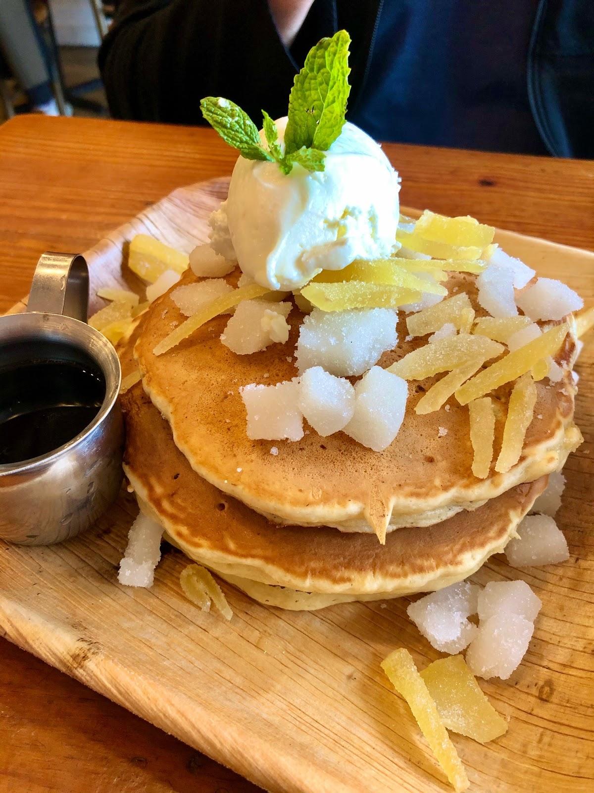 Jist Cafe little Tokyo review