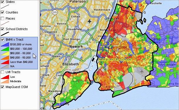 Demographics Of Long Island School Districts
