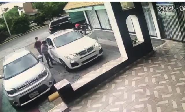 URGENTE: Ladrones balean a mujer embarazada; estaba a unas horas de casarse