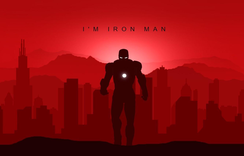 pic of iron man