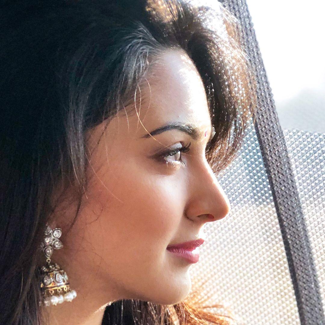 Kiara Advani cute closeup photo