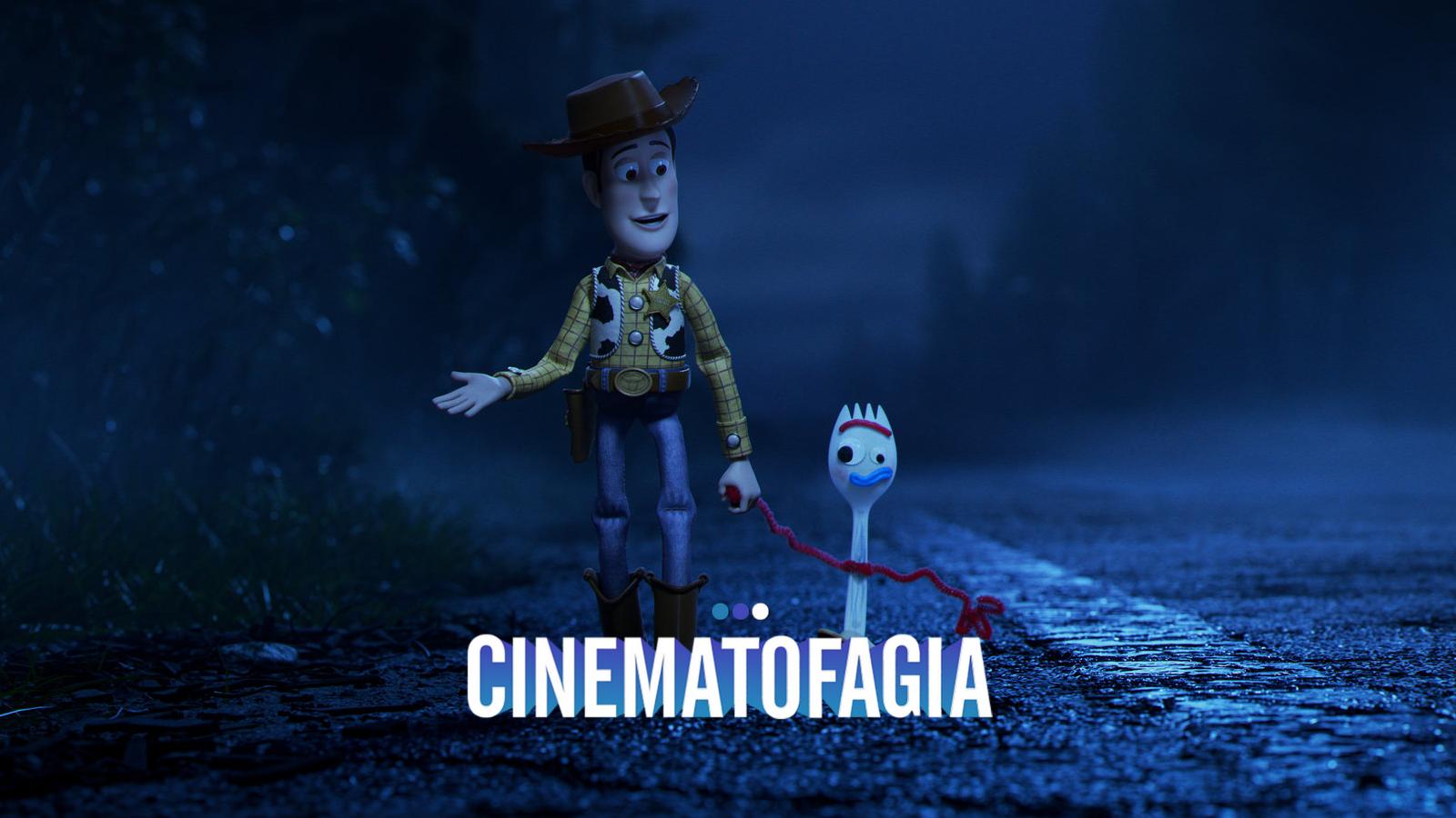 O quarto nome da franquia de Woody e Buzz é um apêndice que diverte, mas não precisava existir