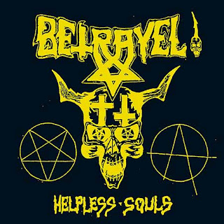 "Το demo των Betrayel ""Helpless Souls"""