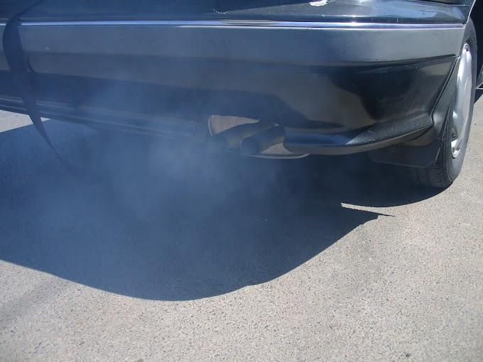 اسباب ظهور دخان الازرق والدخان الابيض بالعادم