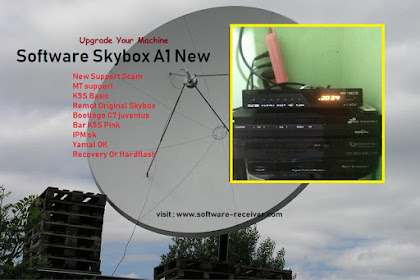 Skybox A1 New 8 MB 👇 - New Software Recovery Basic K5S