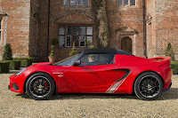 Lotus Elise Sprint 220 (2017) Side